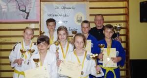 UKS Arashi Łódź I miejsce Drużynowy Turniej Judo Łódź 09.V.2015