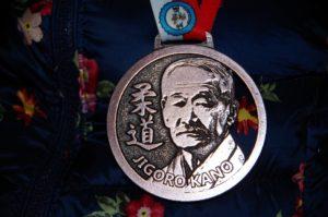 Medal Brąz Marysia Jig. Kano 2017-1